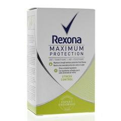 Rexona Deodorant maximum protection stress control (45 ml)