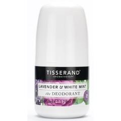 Tisserand Deodorant roller lavender & mint (50 ml)