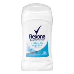 Rexona Deodorant stick cotton dry (40 ml)