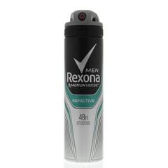 Rexona Deodorant spray sensitive men (150 ml)
