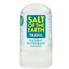 Salt Ofthe Earth Natuurlijke deodorant classic stick travel size (50 gram)