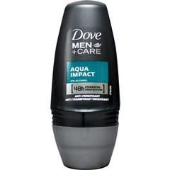 Dove Deodorant roll on men aqua impact (50 ml)