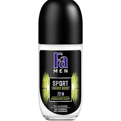 FA Men deodorant roller sport energy boost (50 ml)