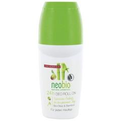 Neobio Deodorant roll on (50 ml)