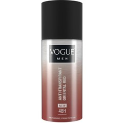 Vogue Men oriental red anti transpirant (150 ml)