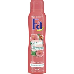 FA Deodorant spray paradise moments (150 ml)