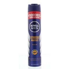 Nivea Men deodorant stress protect anti transp spray (200 ml)