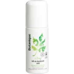 Botanique Citrus deodorant roll on mild (50 ml)