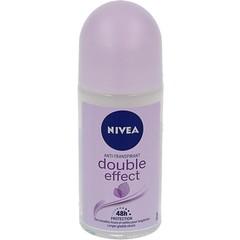Nivea Deodorant roller double effect (50 ml)