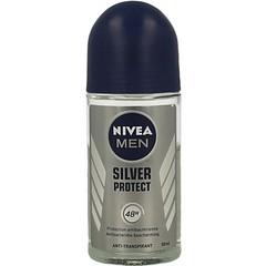 Nivea Men deodorant roller silver protect dynamic power (50 ml)