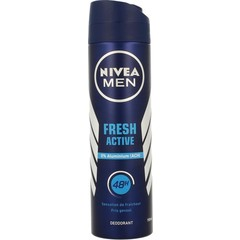 Nivea Men deodorant spray fresh active (150 ml)