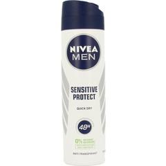 Nivea Men deodorant spray sensitive protect (150 ml)
