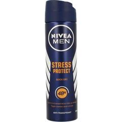 Nivea Men deodorant spray stress protect (150 ml)