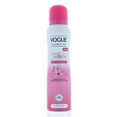Vogue Deodorant spray anti-transpirant silk & blossom (150 ml)