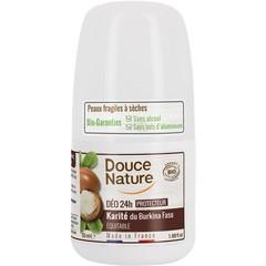 Douce Nature Deodorant roll on karite 24h (50 ml)