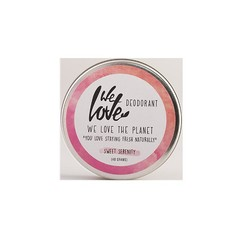 We Love The planet 100% natural deodorant sweet serenity (48 gram)