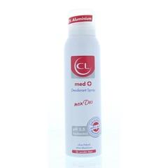 CL Cosline Red line med deo spray (150 ml)