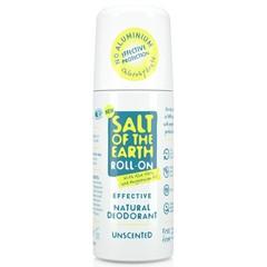 Salt Ofthe Earth Deodorant roller natural (75 ml)
