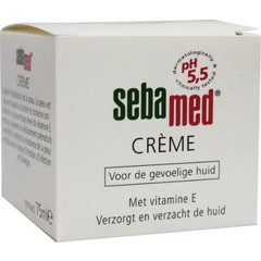 Sebamed Creme pot (75 ml)