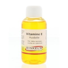 Ginkel's Vitamine E huidolie (50 ml)