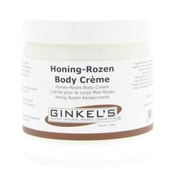 Ginkel's Bodycreme honing rozen (200 ml)