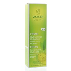 Weleda Citrus body lotion hydraterend (200 ml)