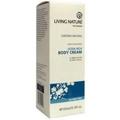 Living Nature Bodycreme ultra rich (150 ml)