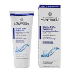 Montbrun Rich moisturizing body balm bio (200 ml)