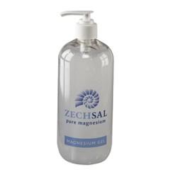 Zechsal Magnesium bodygel pomp (500 ml)