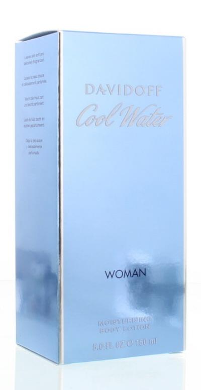 Davidoff Davidoff Cool water woman body lotion (150 ml)