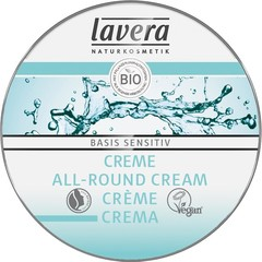 Lavera Basis Sensitiv all-round creme/cream mini F-D (25 ml)
