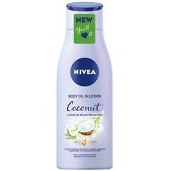 Nivea Body oil lotion coconut & monoi (200 ml)
