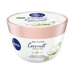 Nivea Body oil souffle coconut & monoi (200 ml)
