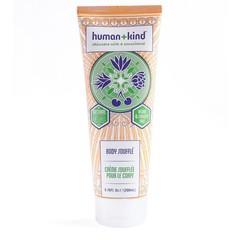 Human+Kind Body souffle lichaamscreme vegan (200 ml)