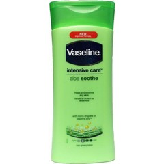 Vaseline Body lotion aloe fresh (200 ml)
