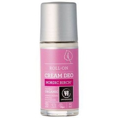 Urtekram Deodorant cream nordic birch (50 ml)