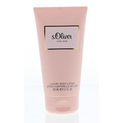 S Oliver For her body lotion (150 ml)