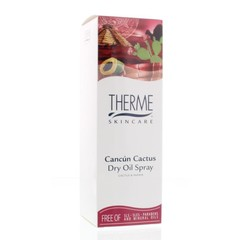 Therme Cancun cactus dry oil spray (125 ml)