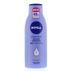 Nivea Body milk zijde zacht (400 ml)