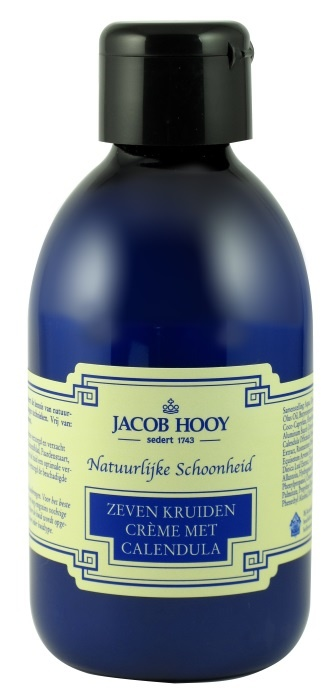 Jacob Hooy Jacob Hooy 7 Kruiden creme (250 ml)