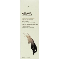 Ahava Dermud nourishing bodycream (200 ml)