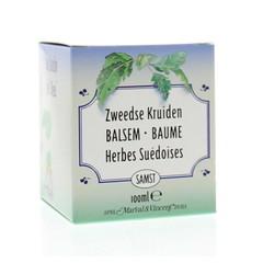 Marval & Vincent Zweedse kruiden balsem/creme (100 gram)