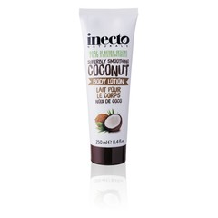 Inecto Naturals Coconut olie body lotion (250 ml)