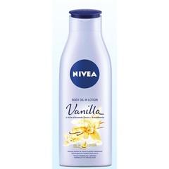Nivea Body oil lotion vanille & amandel (200 ml)