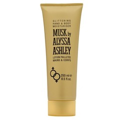 Alyssa Ashley Musk glitter lotion (250 ml)
