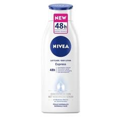 Nivea Body lotion express (400 ml)