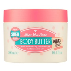 Dirty Works Body butter shea you care (300 ml)