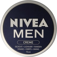 Nivea Men creme blik (75 ml)