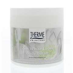 Therme Zen white lotus Body butter (250 gram)