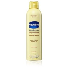 Vaseline Lotion spray essential moisture (190 ml)